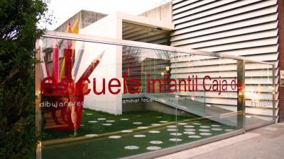 Escuela Infantil<br>Caja de Burgos