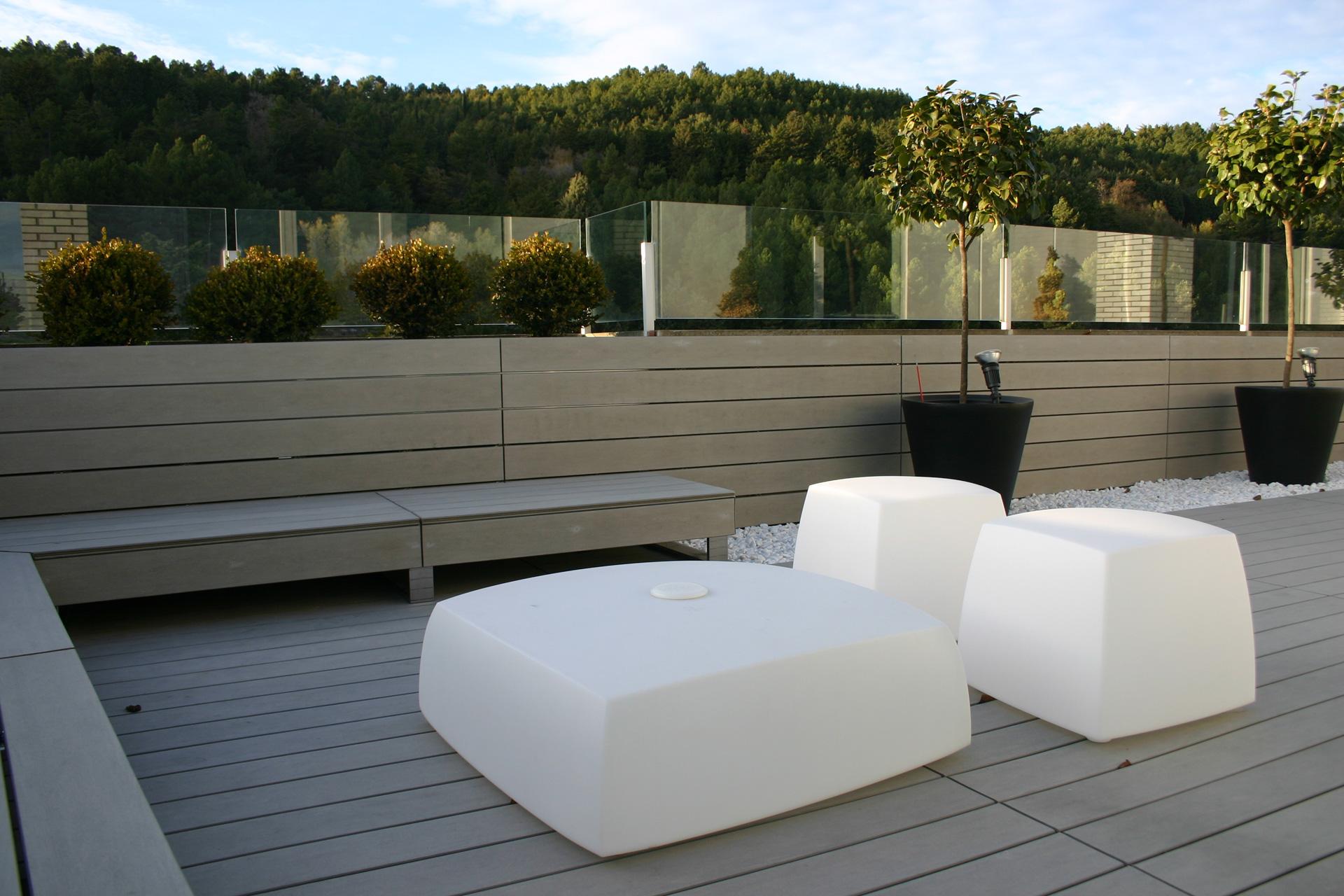 Tico jacuzzi y terraza estudio ci - Jacuzzi en terraza ...